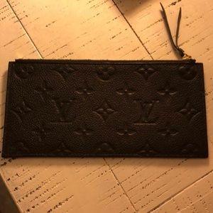 Louis Vuitton Felicie Wallet Insert